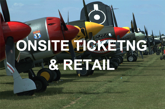 Onsite Ticketing & Retail